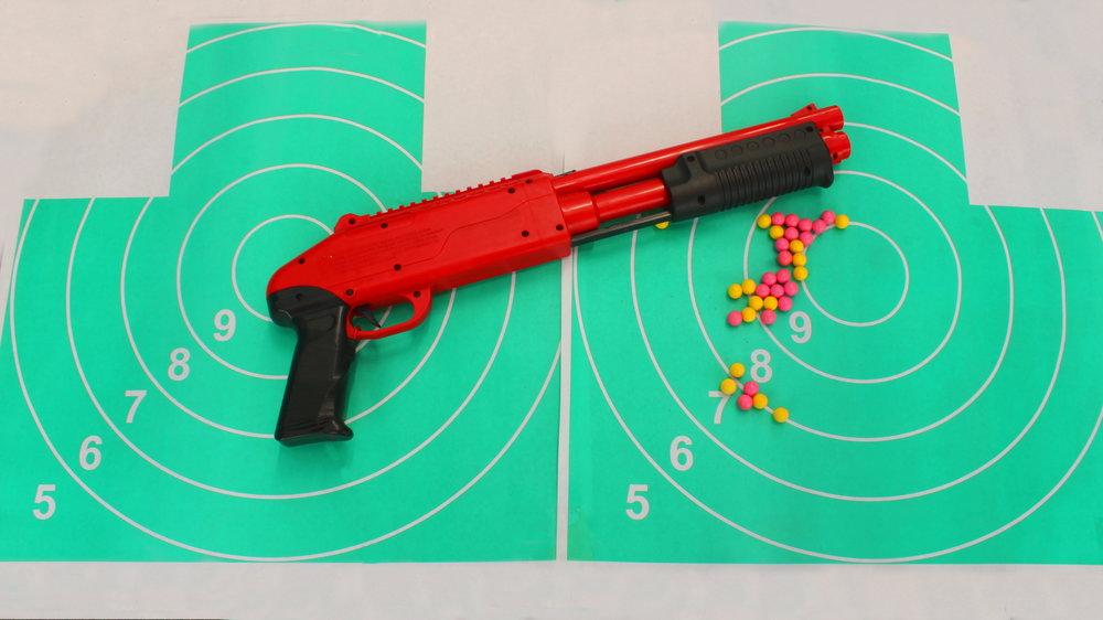 Пейнтбольное ружье